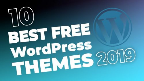 10+ Best Free WordPress Themes 🏷️ 7