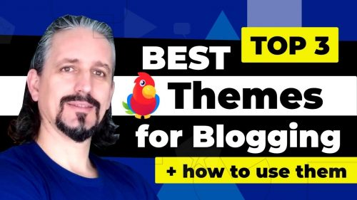 Top 3 of Our BEST WordPress Themes to Start a FANTASTIC Blog (+ How To Use Them) 3