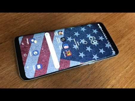 Top 5 Best Themes For Samsung Galaxy S8 - Fliptroniks.com 1