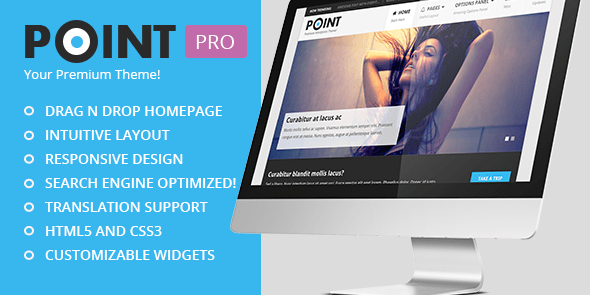 Creative WP Themes - PointPro - Best Responsive  Wordpress Themes 1