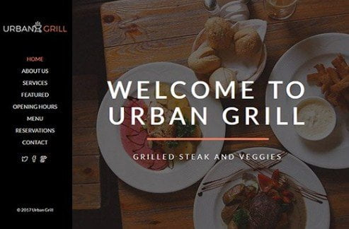 Urban Grill Wordpress Theme Cyberchimps Wp Theme