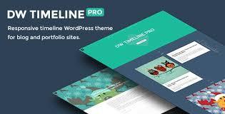 DW Theme - Reponsive Timeline WordPress Theme 1