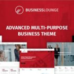 Business Lounge WordPress Theme – Creative  Wp Themes