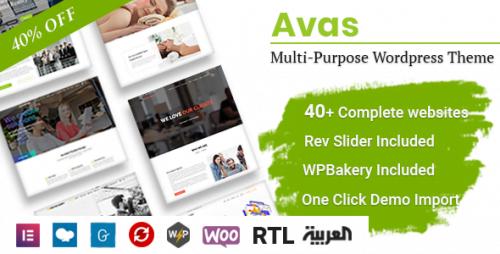 avas wordpress theme