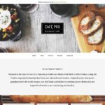 cafe pro wordpress theme – Creative  Wp Themes