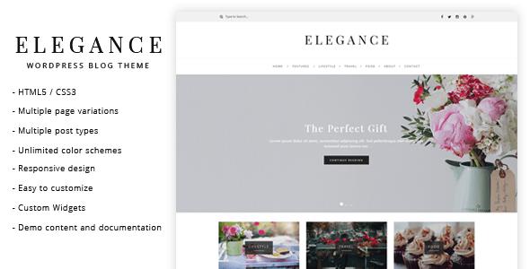Elegant Themes Wordpress - Best Responsive WP Themes 1