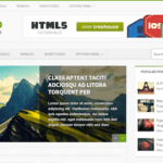 Emerald WordPress Theme – Magazine WP Theme