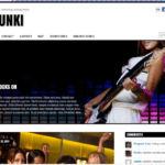 Creative WP Themes – Funki WordPress Theme