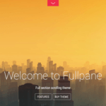 Fullpane WordPress Theme – High-Performance WP Theme
