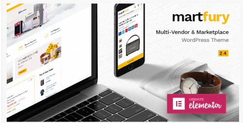 martfury wordpress theme - WooCommerce Marketplace WP Theme 1