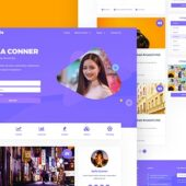 Purple WordPress Theme – Mythemeshop WP Themes