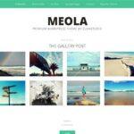 Responsive WordPress Themes – Theme WP Meola