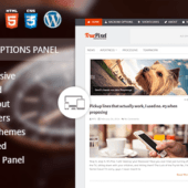 Truepixel WordPress Theme – Mythemeshop WP Themes