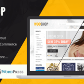 Wooshop WordPress Theme – Mythemeshop WP Themes