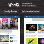 Wordx WordPress Theme – Creative  WP Themes